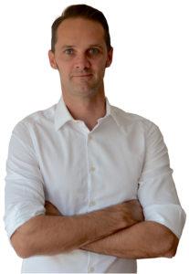 Kristof Maddelein, freelance copywriter and content marketer