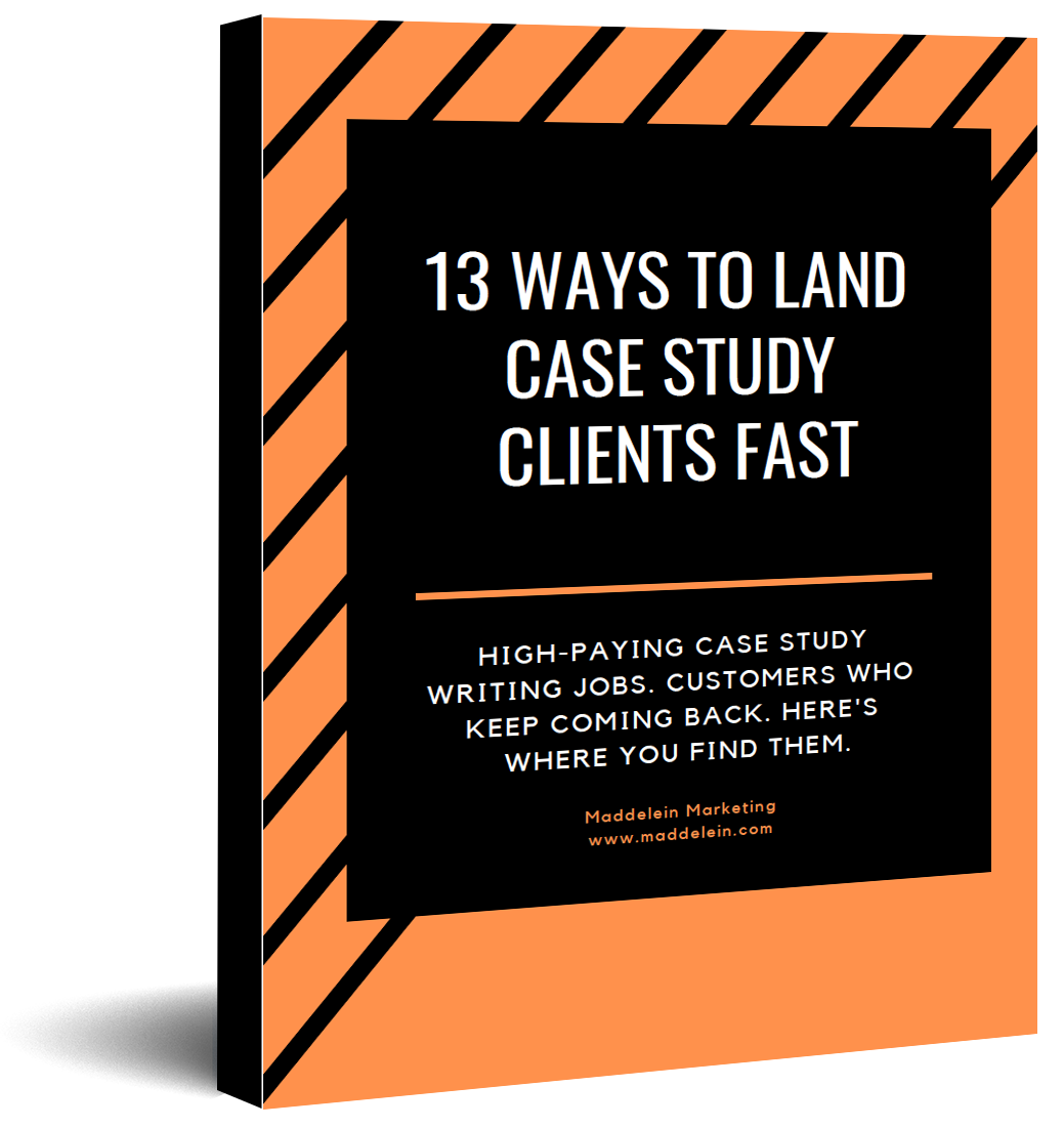 Free eBook Case Study Clients