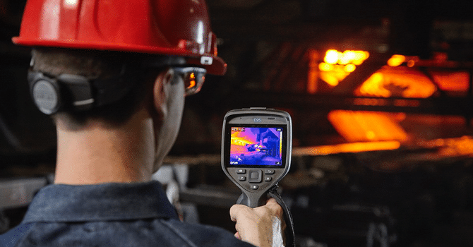 FLIR Systems uses case studies to attract customers.
